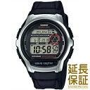 【正規品】CASIO カシオ 腕時計 WV-M60B-1AJF メンズ wave ceptor ウェ...