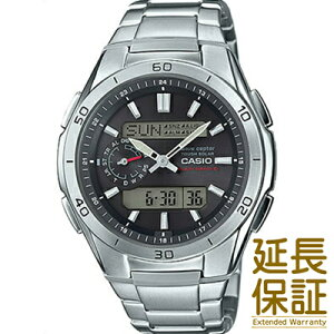 【レビューを書いて5年延長保証】CASIOカシオ腕時計WVA-M650D-1AJFメンズwaveceptorウェーブセプターソーラー電波時計