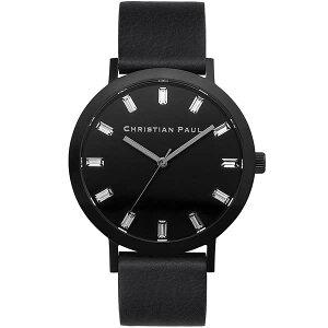 【並行輸入品】CHRISTIAN PAUL クリスチャンポール 腕時計 SW-01 メンズ レディース THE STRAND LUXE クオーツ