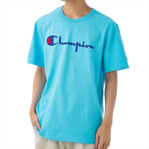 トップス, Tシャツ・カットソー CHAMPION GT19Y08254 QQC T