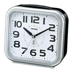 【正規品】NOA ノア精密 クロック T-719 SM-Z 目覚まし時計 MAG マグ アップタイム