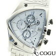 COGU コグ 腕時計 C43M-WH メンズ クロノグラフ【楽ギフ_包装】