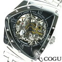 COGU コグ 腕時計 BS0TM-BK メンズ 自動巻き 限定モデル...