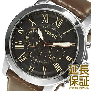 FOSSILフォッシル腕時計FS4813メンズGRANTグラント