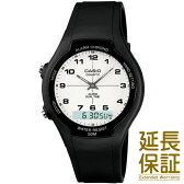 【箱無し】海外CASIO 海外カシオ 腕時計 AW-90H-7B メンズ BASIC ベーシック Analog Digital アナログ デジタル