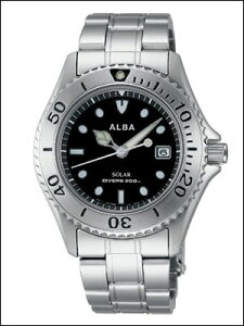 【3年延長保証】ALBAアルバSEIKOセイコー腕時計AEFD529メンズALBASOLARアルバソーラー