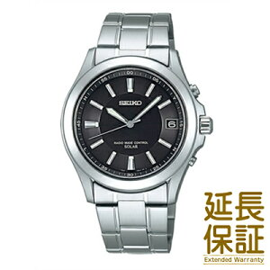 SEIKO腕時計(セイコー)時計SBTM017メンズSPIRIT(スピリット)ソーラー電波時計