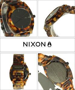NIXONニクソン腕時計A327-646男女兼用TIMETELLERACETATE(タイムテラーアセテート)
