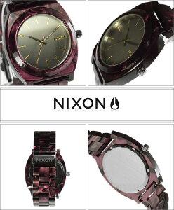NIXONニクソン腕時計A327-1345メンズユニセックスTIMETELLERタイムテラー