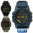 NIXON ニクソン 腕時計 302021 メンズ THE UNIT ...