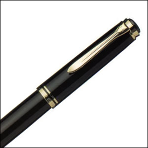 Pelikan(ペリカン)筆記具M800-BKSouveran(スーベレーン)万年筆