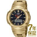 【国内正規品】CASIO カシオ 腕時計 AWM-500GD-9AJF メンズ G-SHOCK ジーショック AWM-500 フルメタルIP GOLD タフソーラー 電波