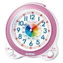 【正規品】SEIKO セイコー クロック KR887P 置時計 知育時計 子供用
