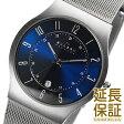 【レビュー記入確認後1年保証】スカーゲン 腕時計 SKAGEN 時計 並行輸入品 233XLTTN メンズ 男 チタニウム