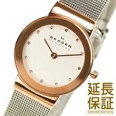 【レビュー記入確認後1年保証】スカーゲン 腕時計 SKAGEN 時計 並行輸入品 358SRSC レディース STEEL スチール