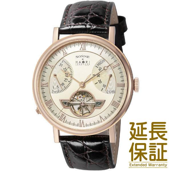 腕時計, メンズ腕時計 SONNE H024PG-IV SONNE HAORI