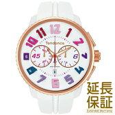 【レビュー記入確認後5年保証】テンデンス 腕時計 Tendence 時計 正規品 TY460614 ユニセックス GULLIVER ROUND Rainbow ガリバーラウンドレインボー クロノグラフ