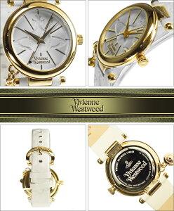 VivienneWestwoodヴィヴィアンウエストウッド腕時計VV006WHWHレディースOrbオーブWHITEホワイト