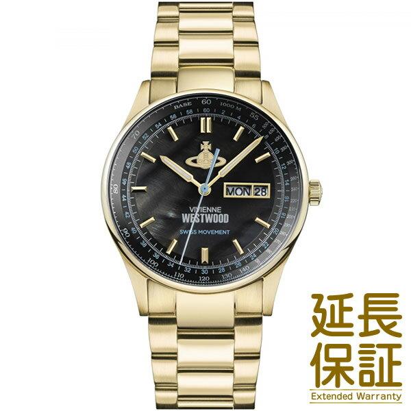 腕時計, メンズ腕時計 Vivienne Westwood VV207BKGD The Cranbourne