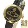 【レビュー記入確認後3年保証】ヴィヴィアンウエストウッド 腕時計 Vivienne Westwood 時計 並行輸入品 VV150GDBK レディース Queensgate クイーンズゲート