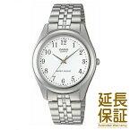【レビュー記入確認後10年保証】カシオ 腕時計 CASIO 時計 正規品 MTP-1129AA-7BJF メンズ STANDARD スタンダードモデル
