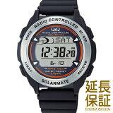 【国内正規品】Q&Q キュー&キュー 腕時計 CITIZEN シチズン CBM QQ MHS7-300 メンズ JAN:4966006061161