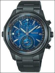 WIREDワイアード腕時計AGAW421メンズTHEBULEザ・ブルーSKYスカイクロノグラフ
