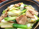 【闇市】豚バラと白ネギの中華炒め(150g)