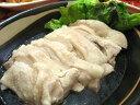 【プレミアム闇市】徳島県産の阿波尾鶏の蒸し鶏(320g)