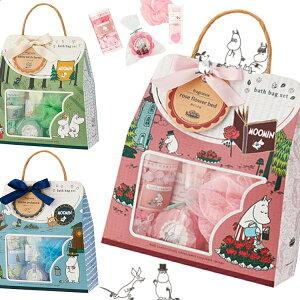 ★スーパーセール★ ムーミン バスセット バッグ 入浴剤 セット MOOMINギフト プレゼン…