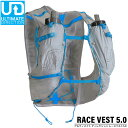 ULTIMATE DIRECTION アルティメイトディレクション 80457520 レースベスト RACE VEST 5 ランニング トレイルランニング ラン トライアスロン triathlon・・・