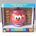 【あす楽】★アウトレット特価★在庫限り★Count & Learn Cookie Jar カウント&ラーン【幼児・子供向け】【知育玩具】【楽ギフ_包装】