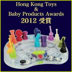 Hong kong Toy & Baby Products Awards 2012受賞☆話題の新商品♪置いた楽器によって100万通り...
