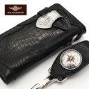 クロコダイル 財布 長財布