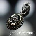 good vibrations/グッドバイブレーションズ≪プレイング・ハンズ チャーム ペンダントトップ≫