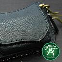 Groover Leather/グルーバーレザー GIC-100-MGRN アイコスケース モスグリーン ブラスフック付きアイコスホルダー