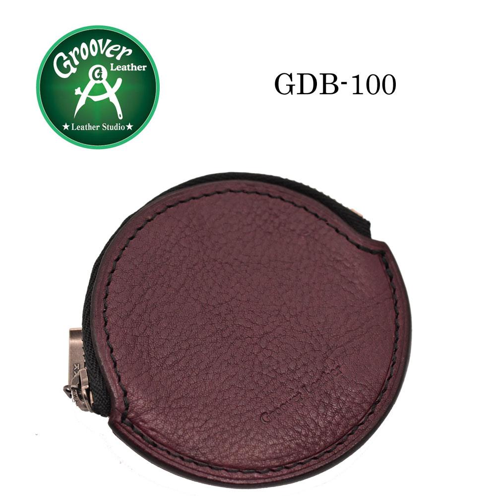 財布・ケース, メンズコインケース Groover Leather GDB-100-BRD