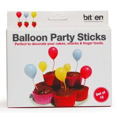 bitten ビッテン パーティーピック バルーンパーティースティックス BalloonPar…