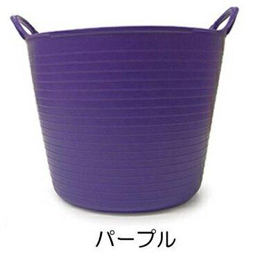 タブトラッグス マイクロタブ パープル 紫 カゴ ケース バケツ おしゃれ かわいい FAULKS&COX