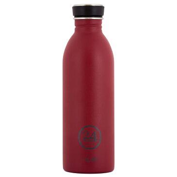 かっこいい 水筒 おしゃれ マイボトル 500ml 24ボトルズ 24BOTTLES ステンレスボトル アーバンボトル カントリー レッド Urban Bottle メンズ
