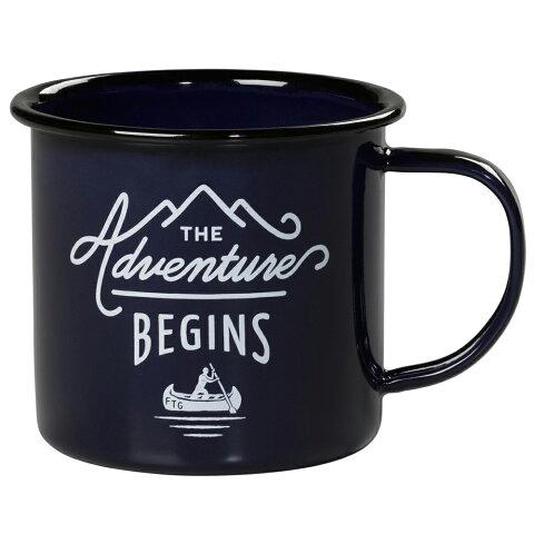 キャンプ 食器 アウトドア ジェントルメンズハードウェア エナメルマグ ネイビー ブルー Enamel Mug 琺瑯 ホーロー マグカップ 300ml おしゃれ かっこいい グランピング 食器 コップ