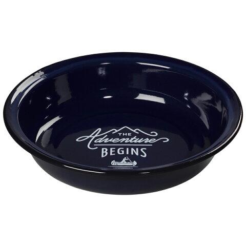 キャンプ 食器 アウトドア ジェントルメンズハードウェア エナメルパスタボウル Enamel Pasta Bowl 琺瑯 ホーロー パスタ皿 ネイビー おしゃれ かっこいい グランピング 食器セット としても