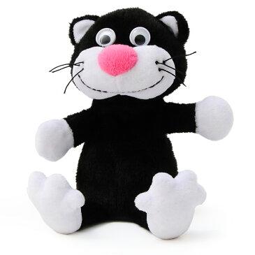 マイムフレンズ Mime Friends ブラック キティ 猫 子猫 かわいい ぬいぐるみ おもちゃ オウム返し ものまね Black Kitty