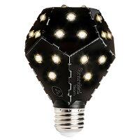 nanoleafbloomナノリーフブルームブラックLED電球E26口径1200ルーメン75W相当