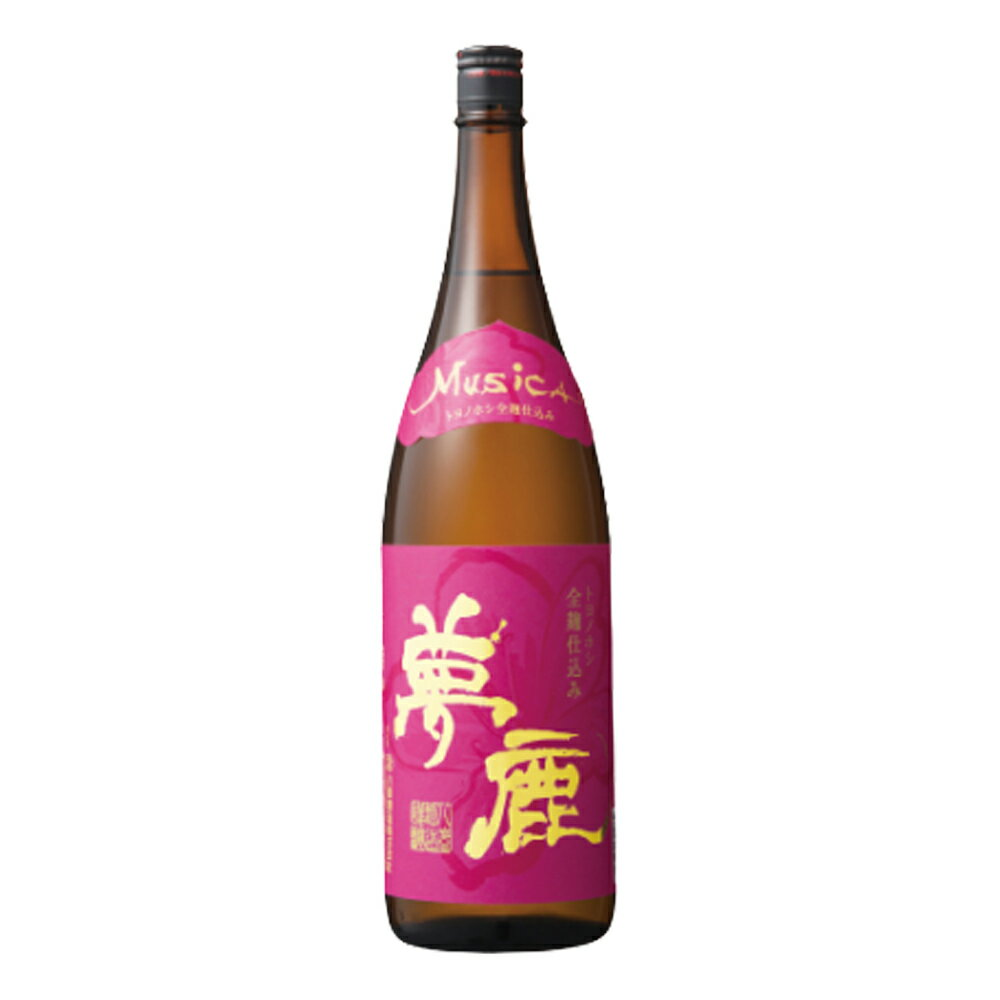 お酒 ギフト プレゼント 八鹿酒造 夢鹿 ( ム...の商品画像