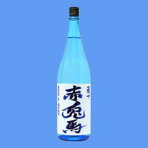 濱田酒造 赤兎馬 ブルーボトル 20° 1800ml