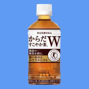 からだすこやか茶W350ml×1ケース(24本) ≪Wトクホ飲料≫ 【実店舗発送商品】