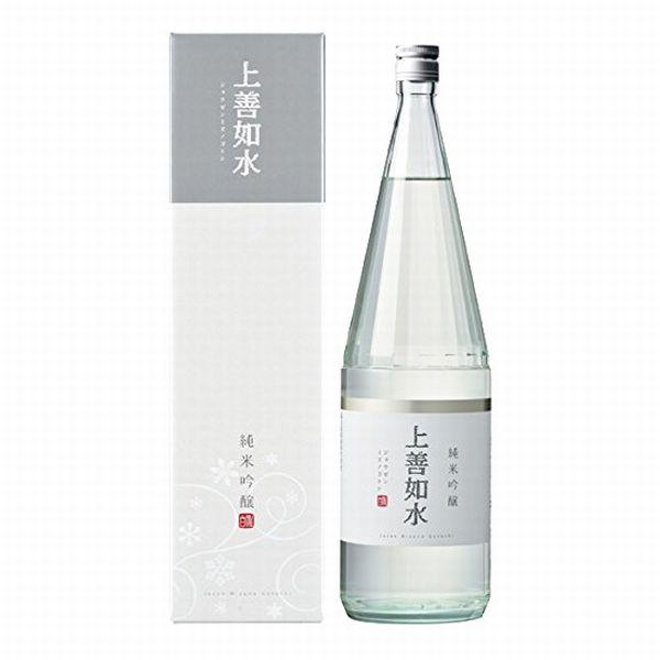 お酒 ギフト プレゼント 白瀧酒造 上善如水 (...の商品画像