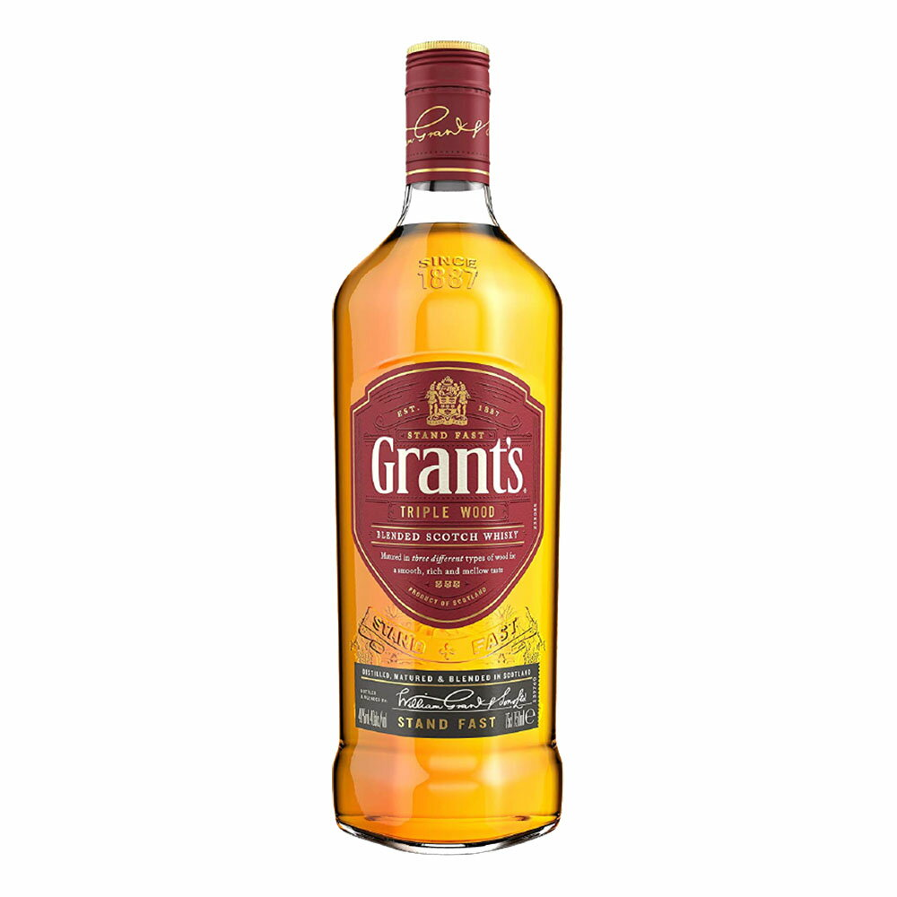 スコッチ・ウイスキー, モルト・ウイスキー  ( Grants ) 40 700ml