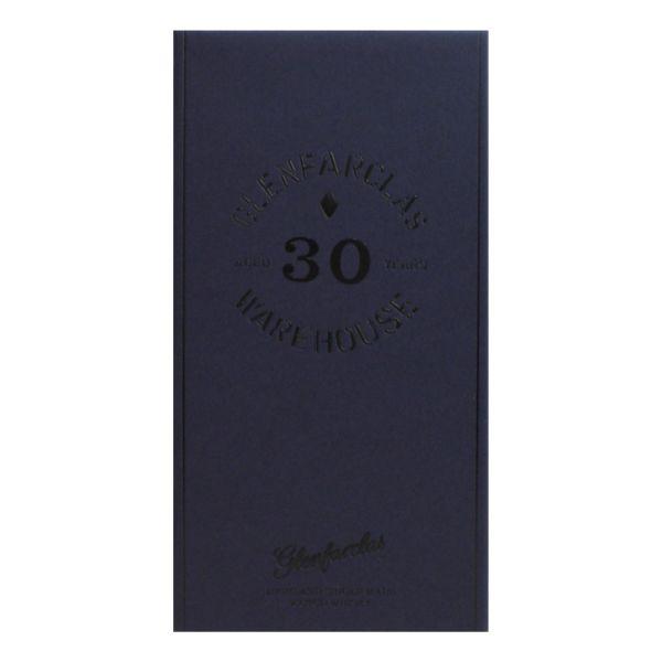 お酒 ギフト プレゼント ウイスキー グレンファークラス 30年 レッドドア 43° 700ml ≪箱入り≫